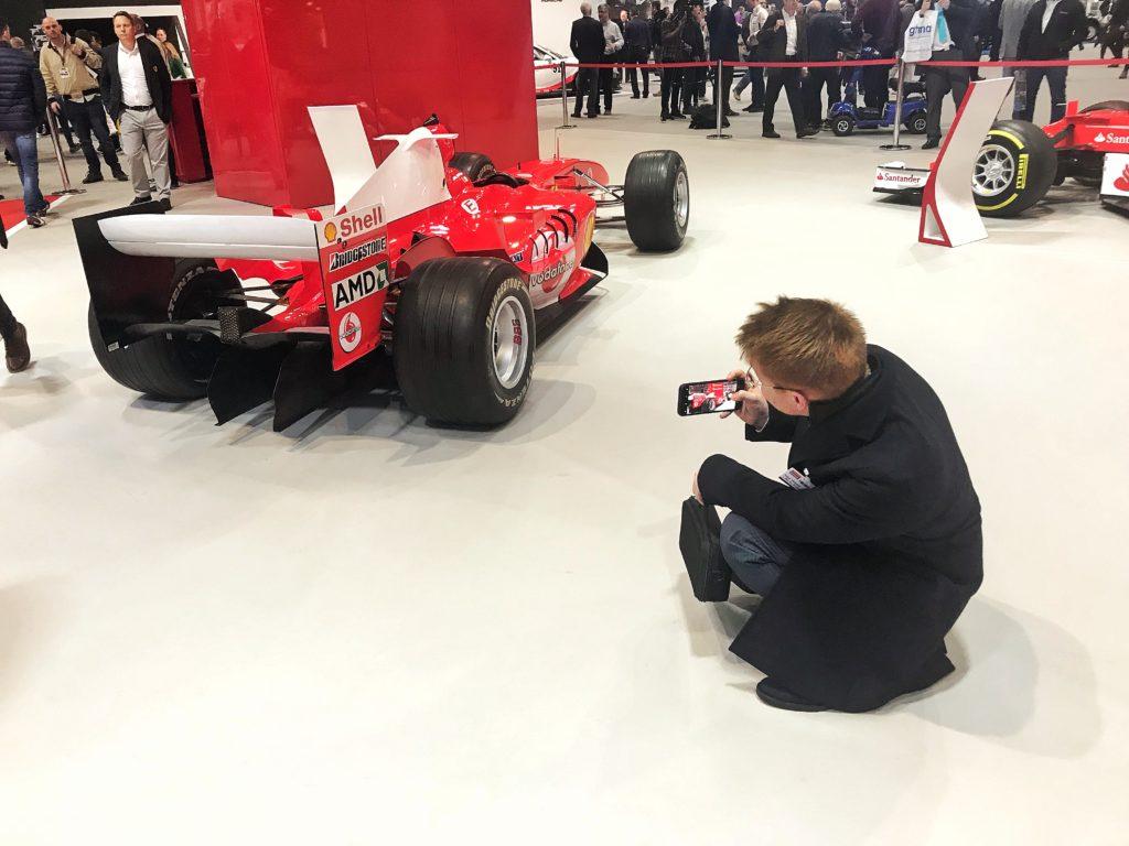 Momentum Social at Autosport International