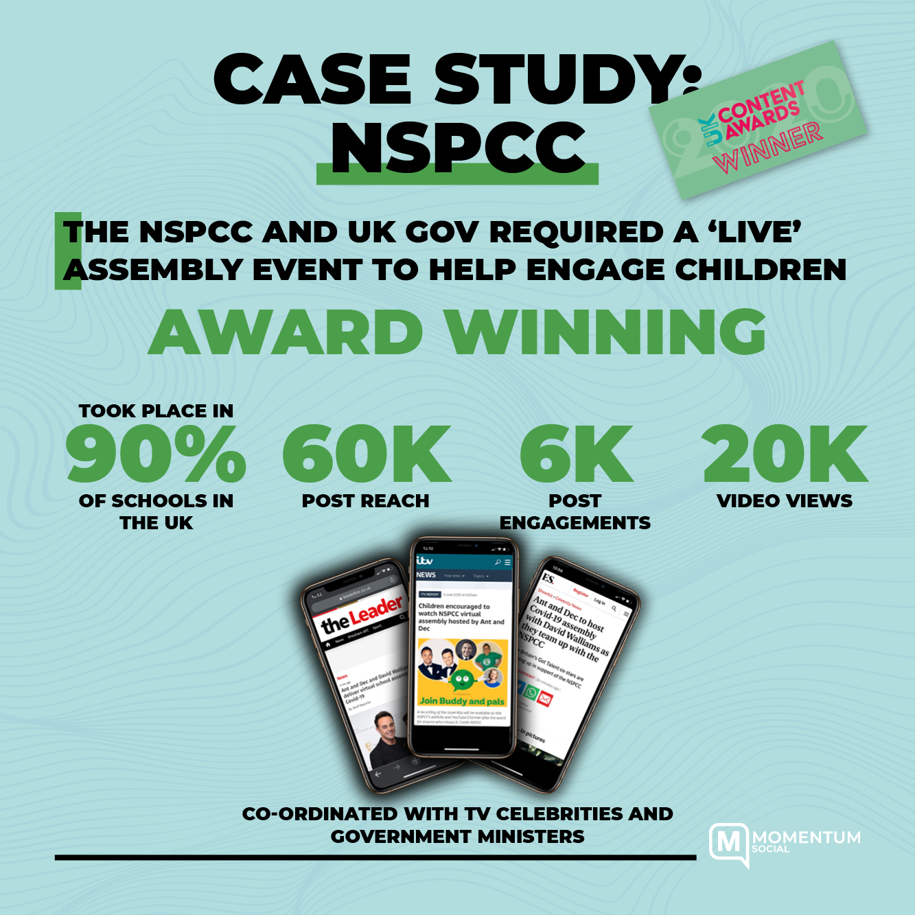 Livestreaming blog - NSPCC case study