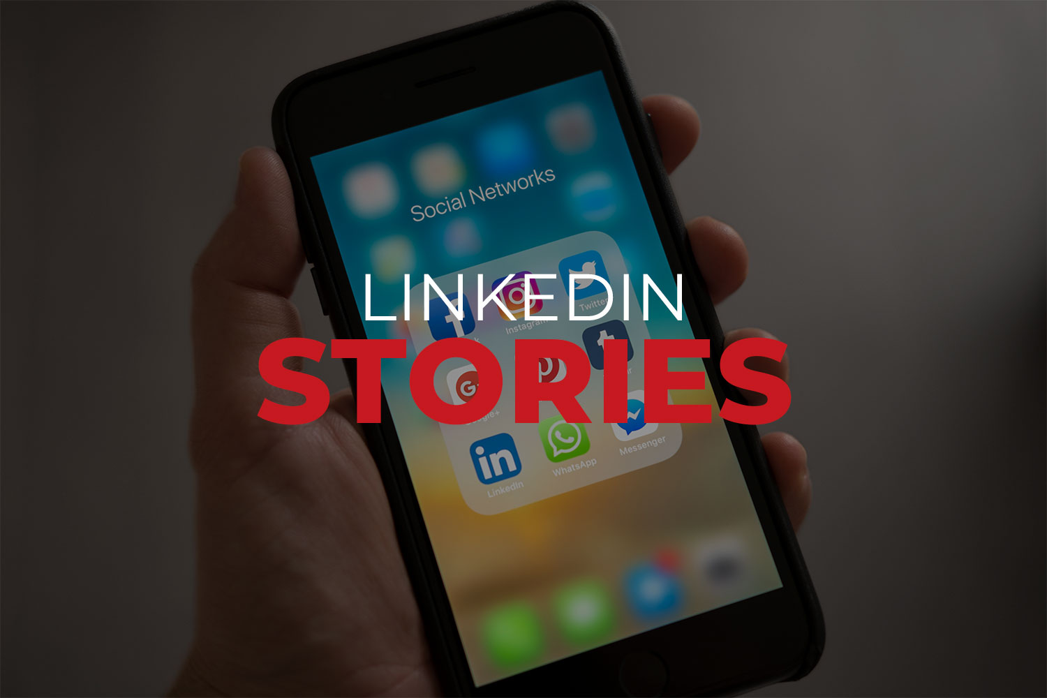 LinkedIn Stories featured