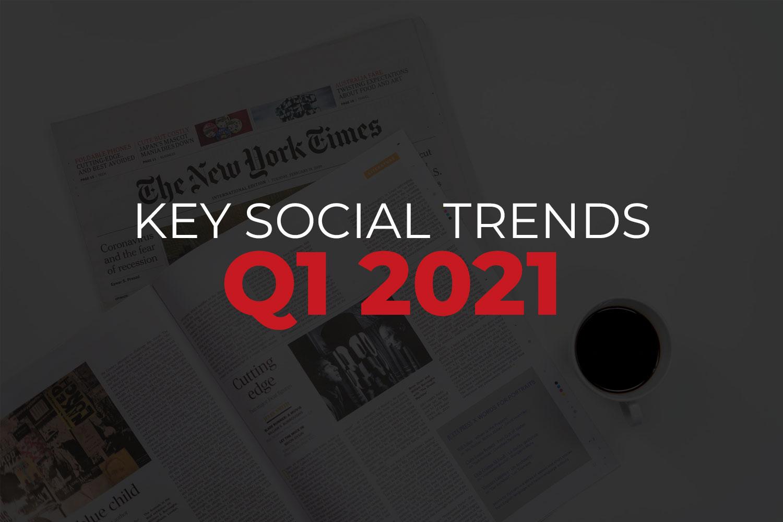 First quarter trends blog featured