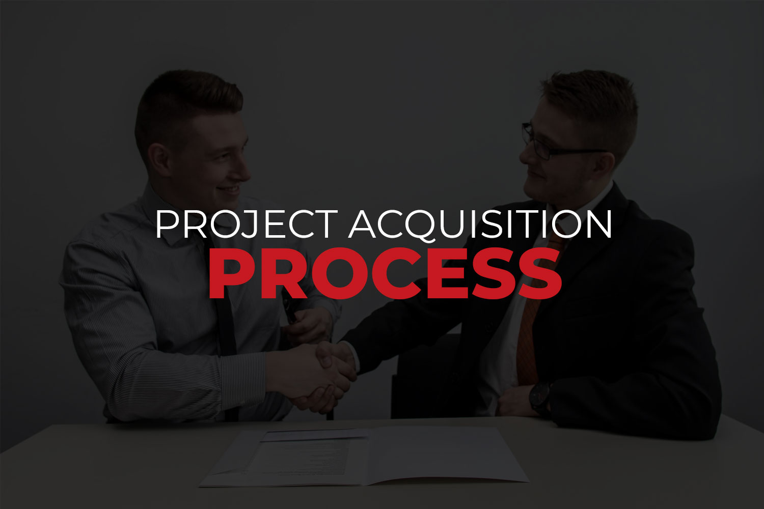 Project Acquisition With Momentum